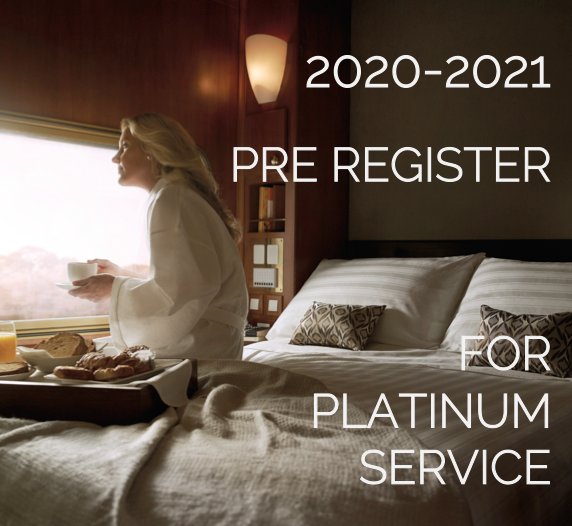 2021 - Pre Register for Platinum