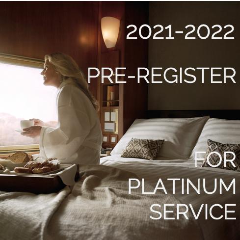 2021 - Book Platinum Now