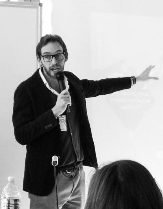 ottavio sgrosso - speaker at conference