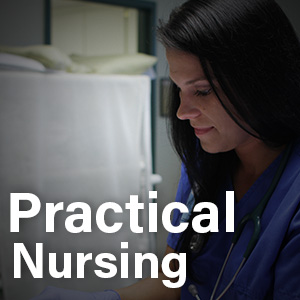 Practical Nursing Button