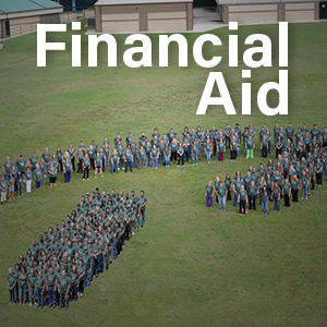 Financial Aid Button