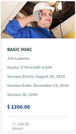 Basic HVAC Image & Class Promotion