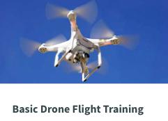 Basic Drone Flight Training Image