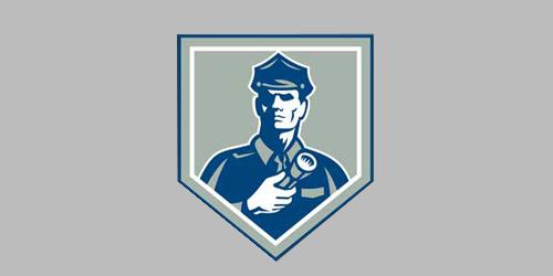 Security class logo