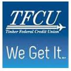 Tinker Federal Credit Union Logo