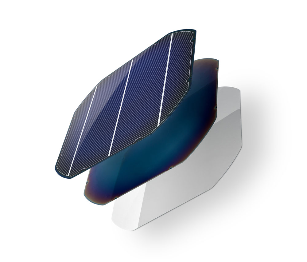 Sunflare CIGS on stainless steel backing make solar panel flexible and durable