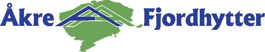 Åkre Fjordhytter logo