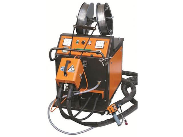 Metalizācijas iekārtas virsmu apstrādei