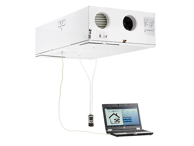 Ventilacijas sistēmas no Dantherm