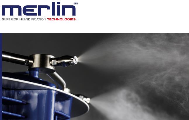 Merlin gaisa mitrināšanas iekārtas