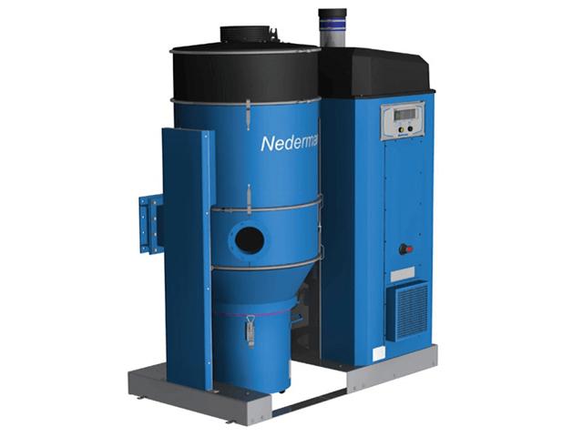 Nederman rūpnieciskā ventilācija