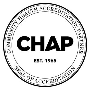 CHAP Accreditation Partner