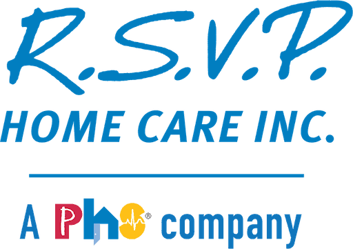 RSVP Home Care logo