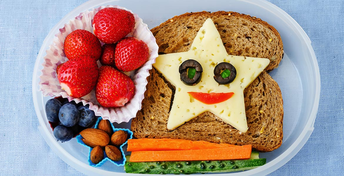 Nutrition and Your Complex Child