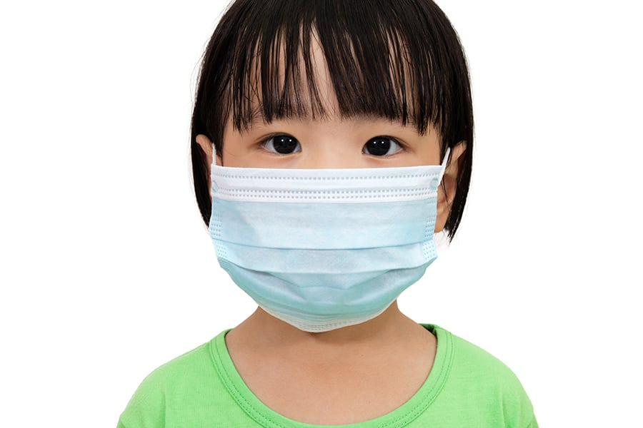 Preventing Respiratory Infections in Cincinnati, Ohio (OH) for Medically Complex Children Like Masks for Doctor Visits