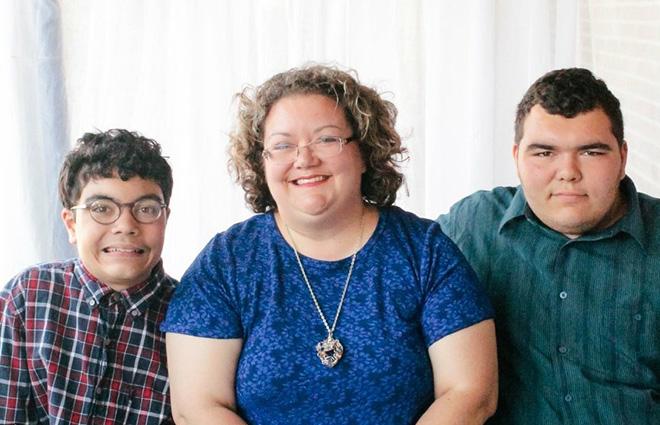 Summer Stevenson & The CARE Family