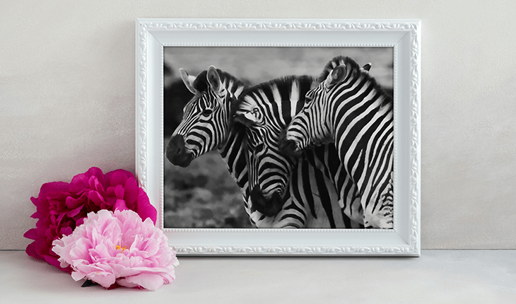 True Black and White Prints From Digital