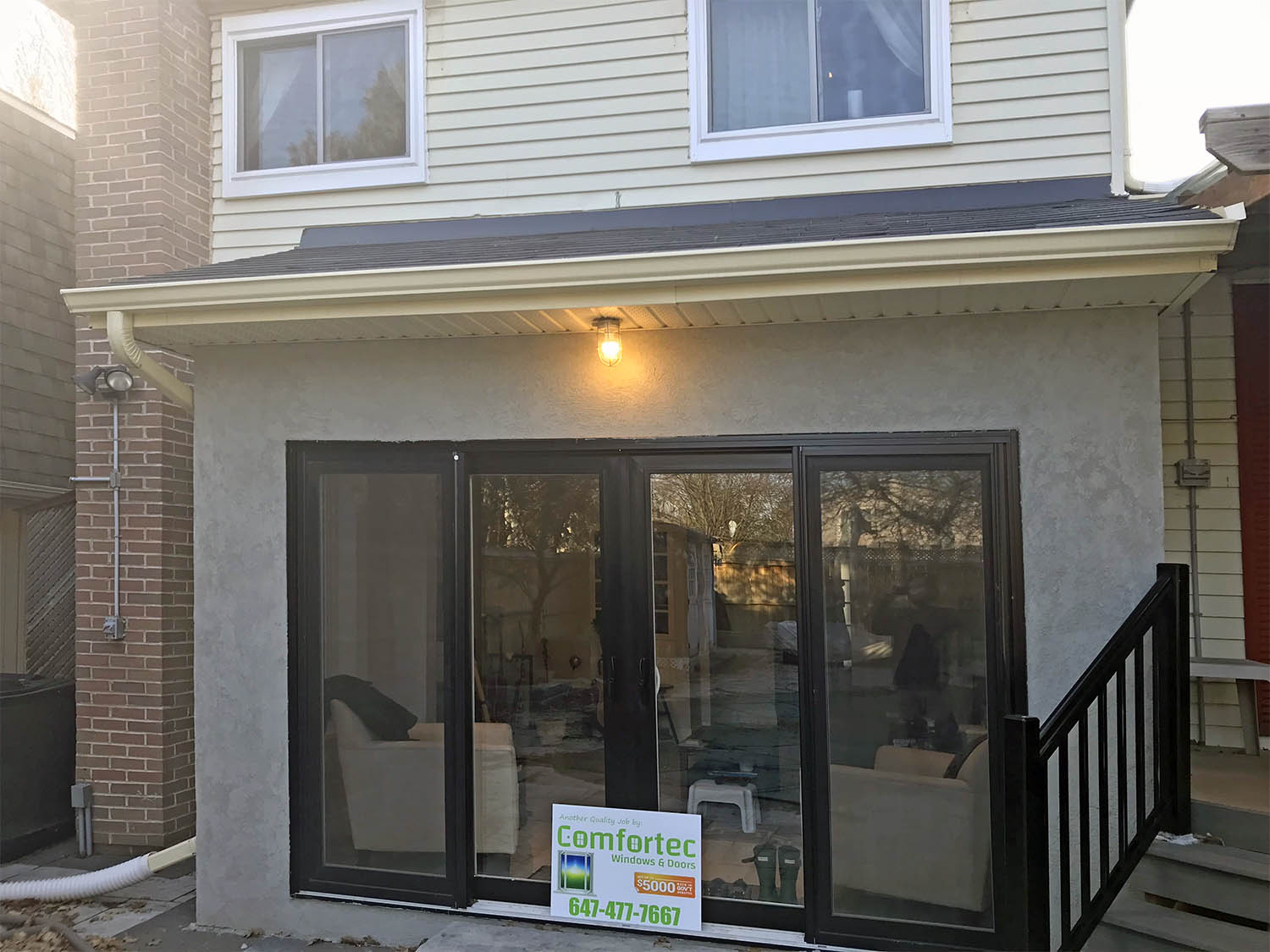 Replacement windows in Toronto
