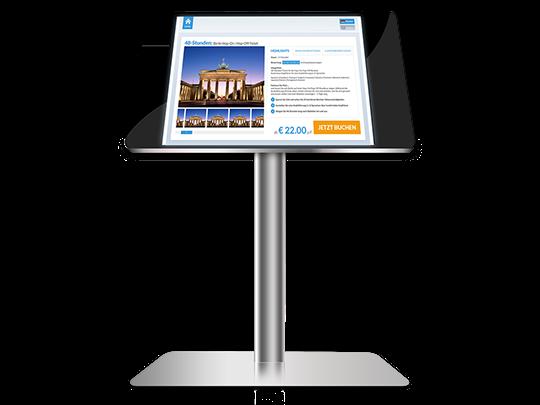 Digital Signage Info Terminal