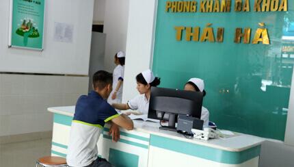 phòng khám thái hà