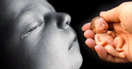 phá thai 1 tháng tuổi có tội không