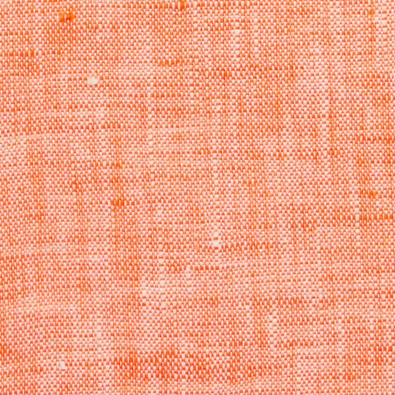 Wedding album fabric swatch sample, salmon