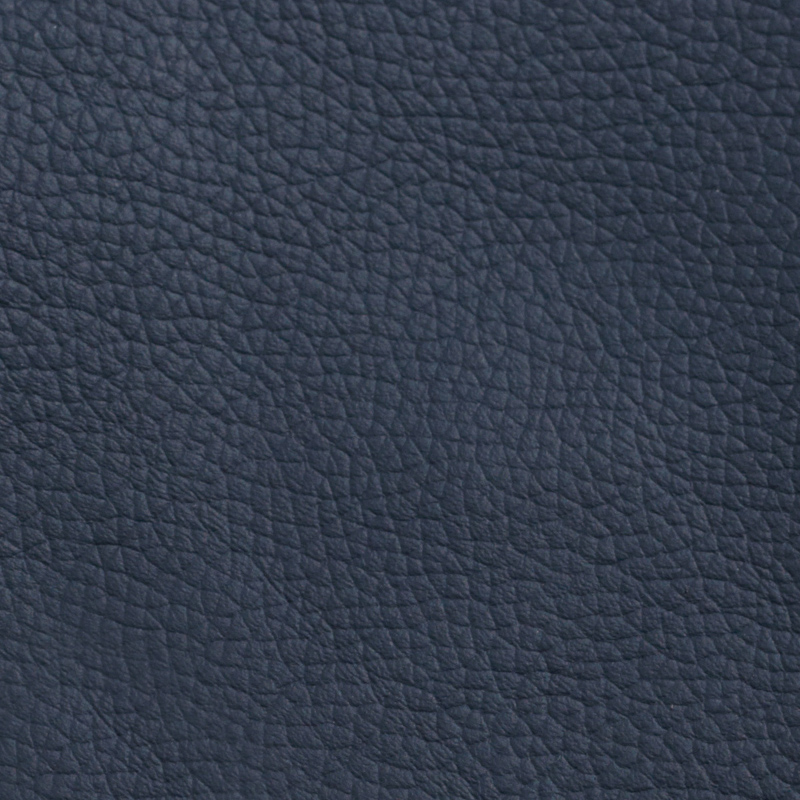 Wedding album fabric swatch sample, naval blue