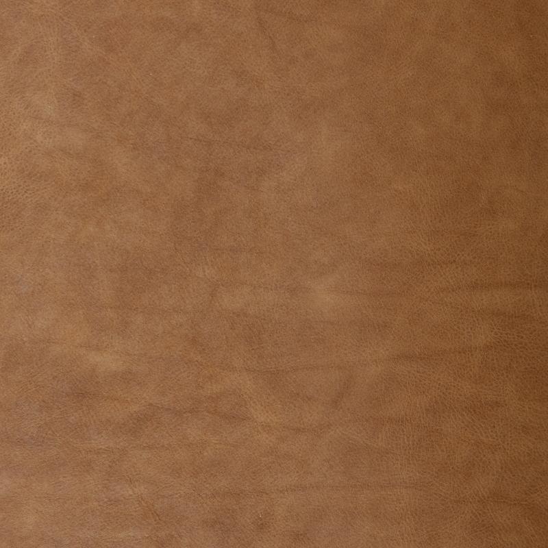 Wedding album leather swatch sample, nutmeg