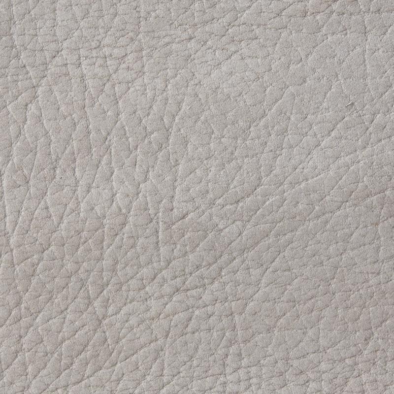 Wedding album leather swatch sample, fog