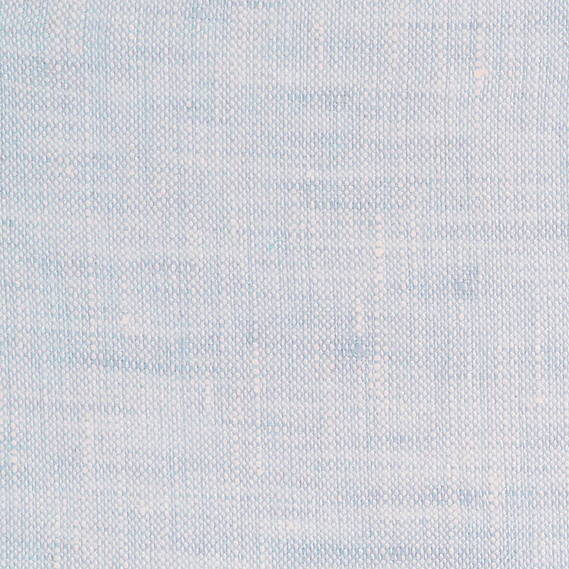 Wedding album fabric swatch sample, sky