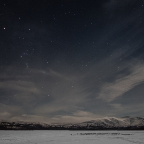 A Quick Timelapse at Fish Lake