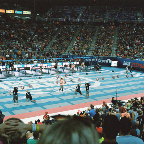 Remembering Our Trip to the CrossFit Games