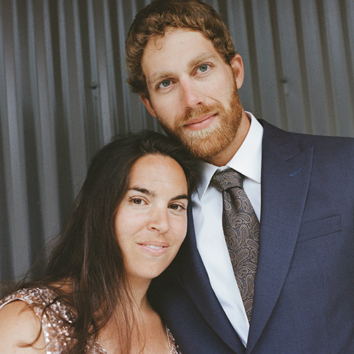 Vanessa & Toby's Northern Wedding Overlooking the Yukon River