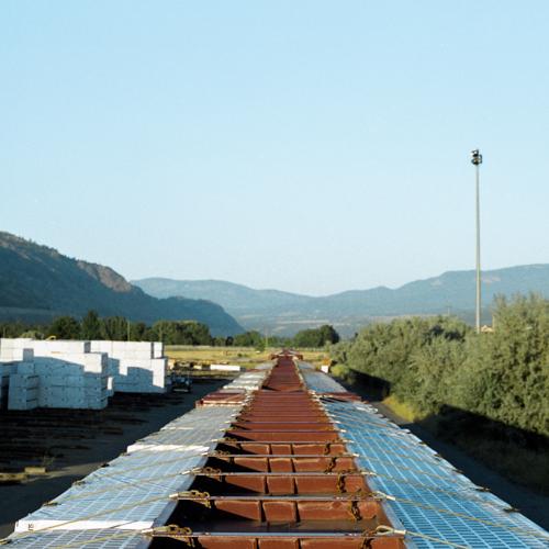 Train Hopping at Arrow Transportation Reload