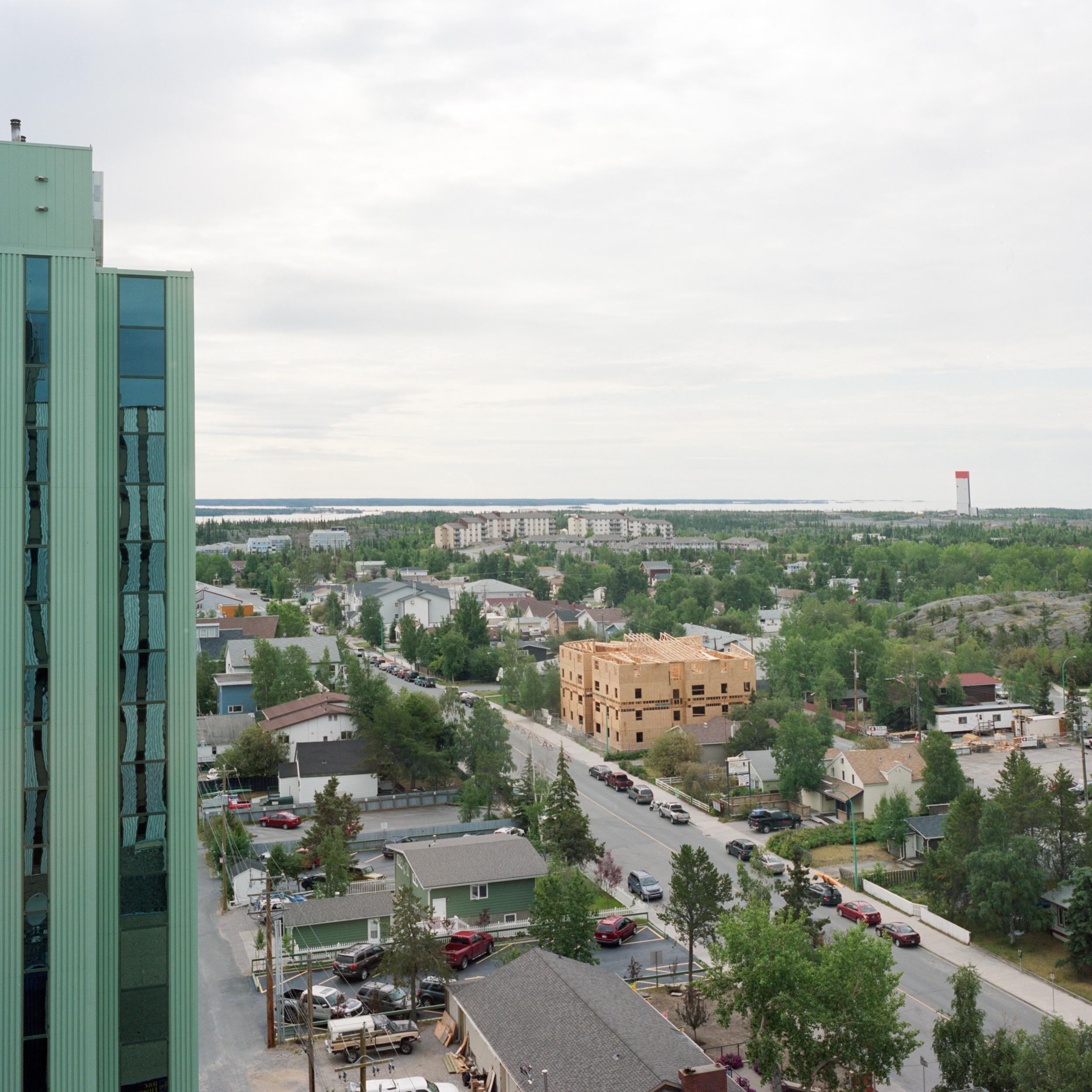 My Tenth Floor View