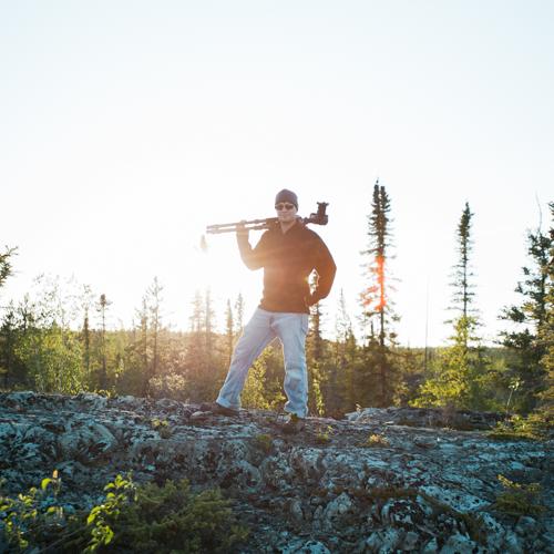 Exploring Around Yellowknife