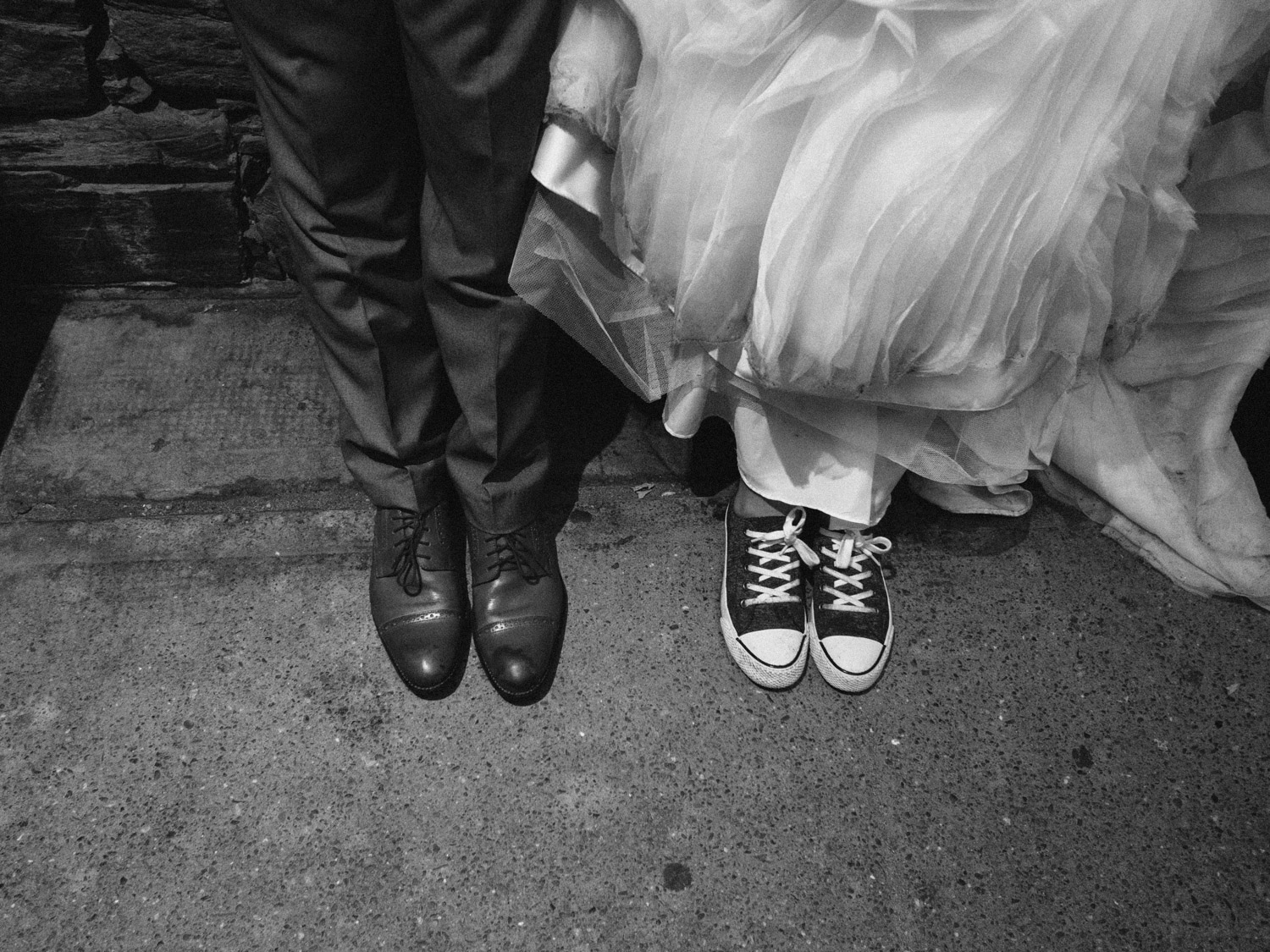 Bride and groom shoes!