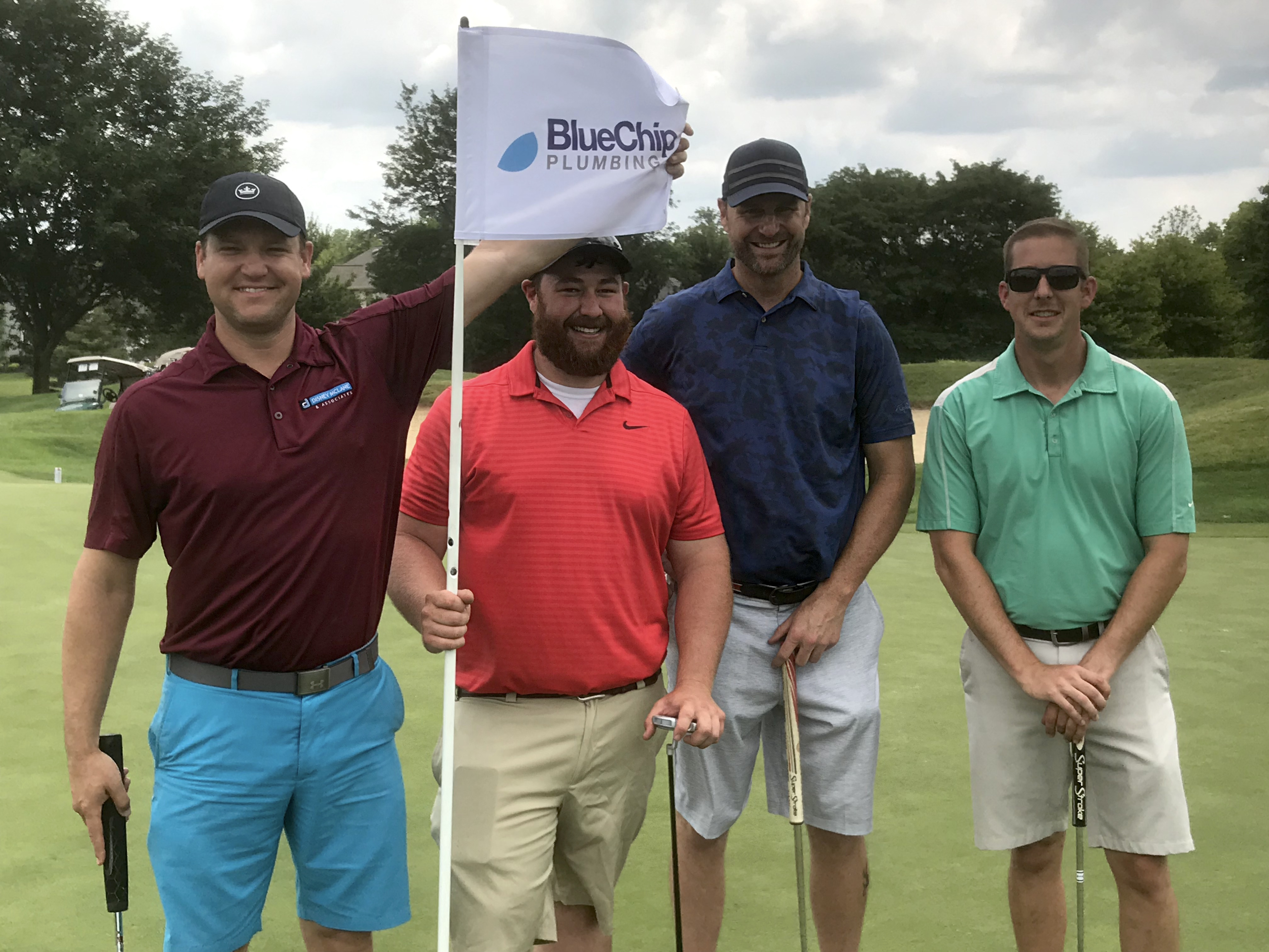 2019 Furniture Fair Celebrity Golf Outing at Four Bridges Country Club & Heritages Country Club