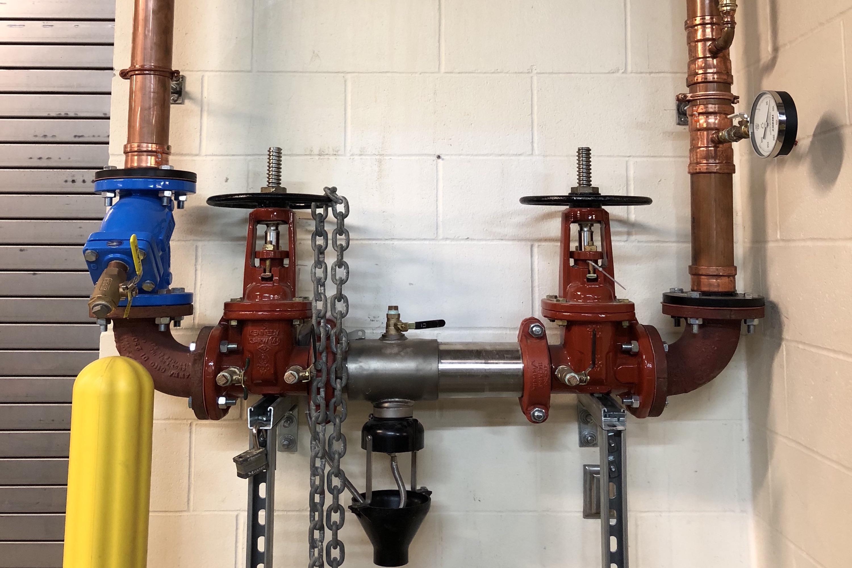 Plumbing Construction