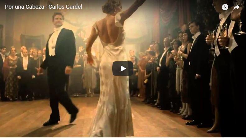 Musikvideo Argentinischer Tango