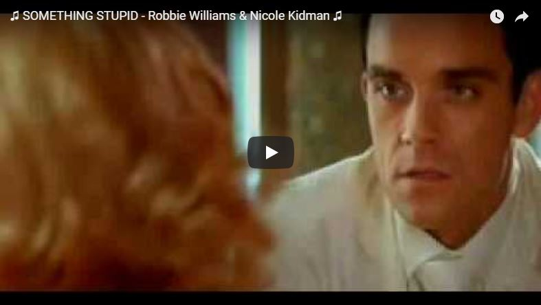 Robbie Williams Musikvideo