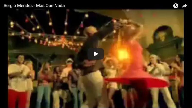 Sergio Mendes Musikvideo