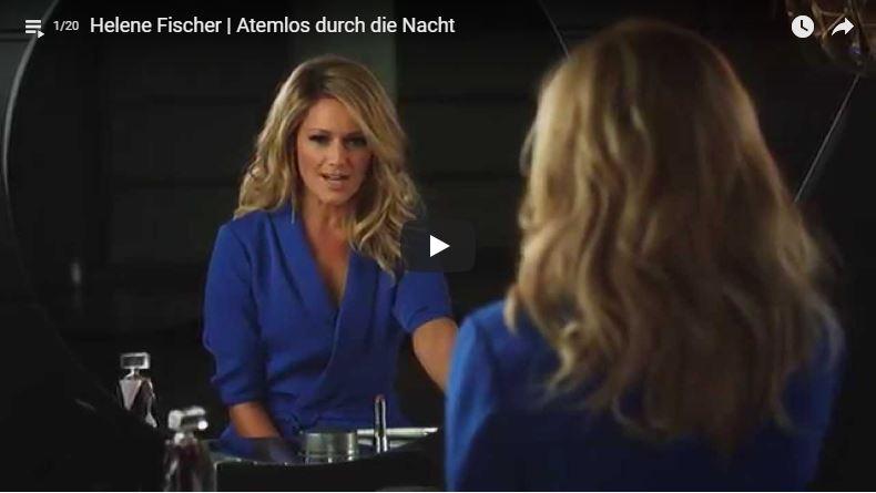 Helene Fischer in Musikvideo