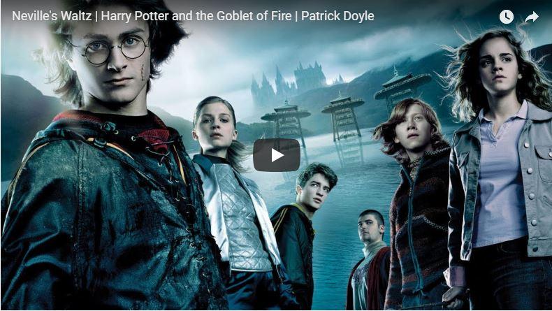 Harry Potter Soundtrack Bild