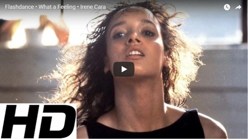Flashdance Musikvideo