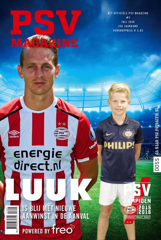 Funpix foto voor PSV