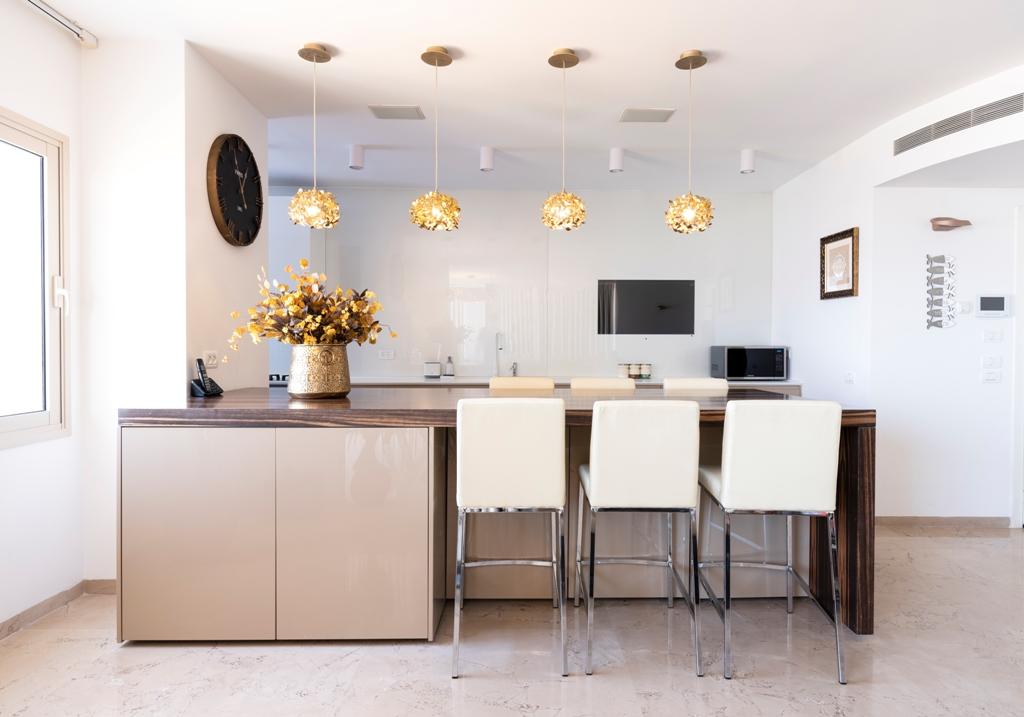 עיצוב דירה מודרנית עם לילך שפירא