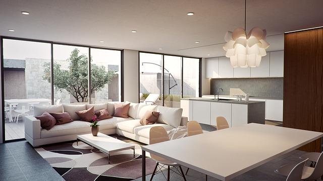 עיצוב בתים פרטיים בסגנון מודרני