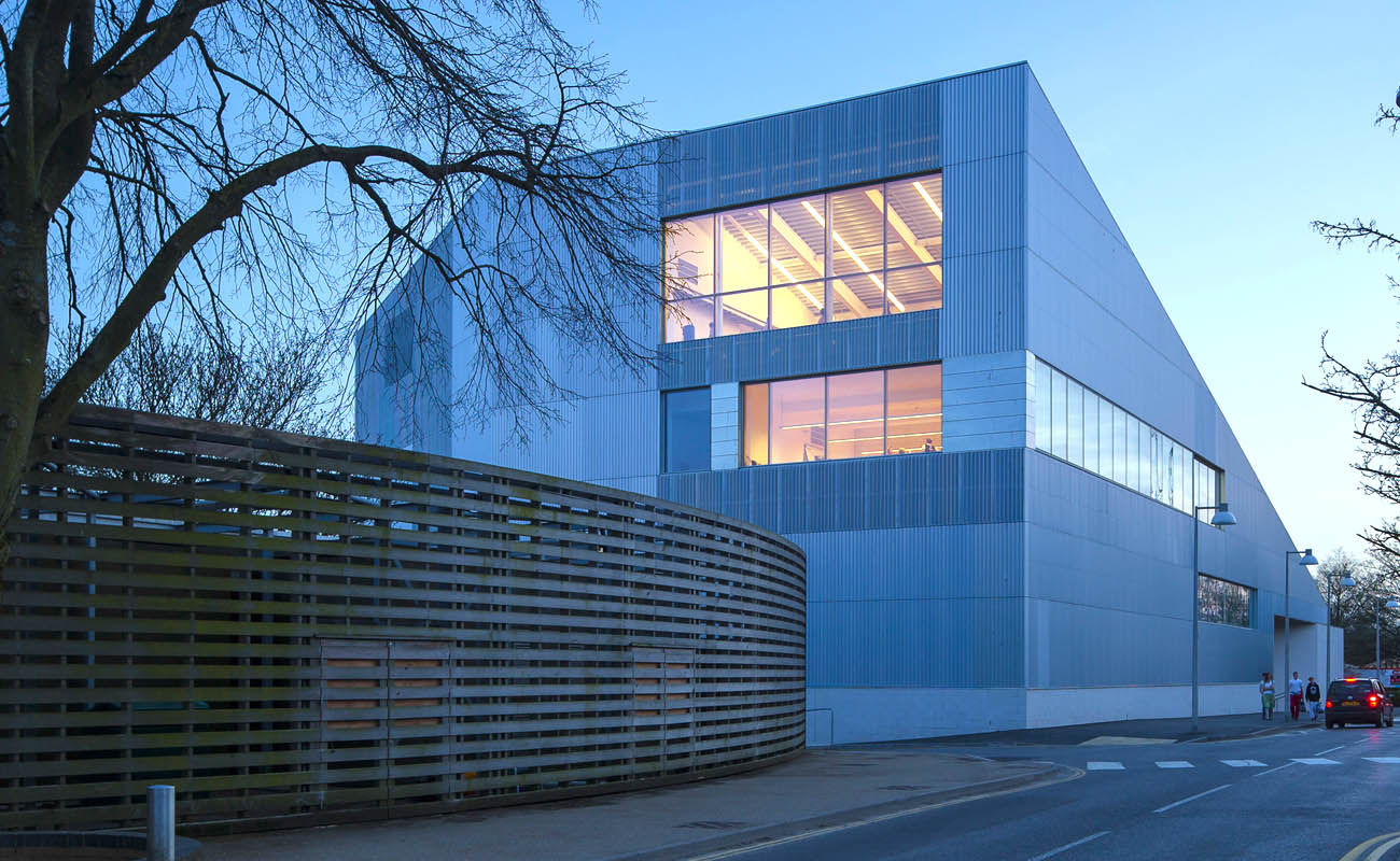 Amy Young Dance classes at University of Bath The Edge building