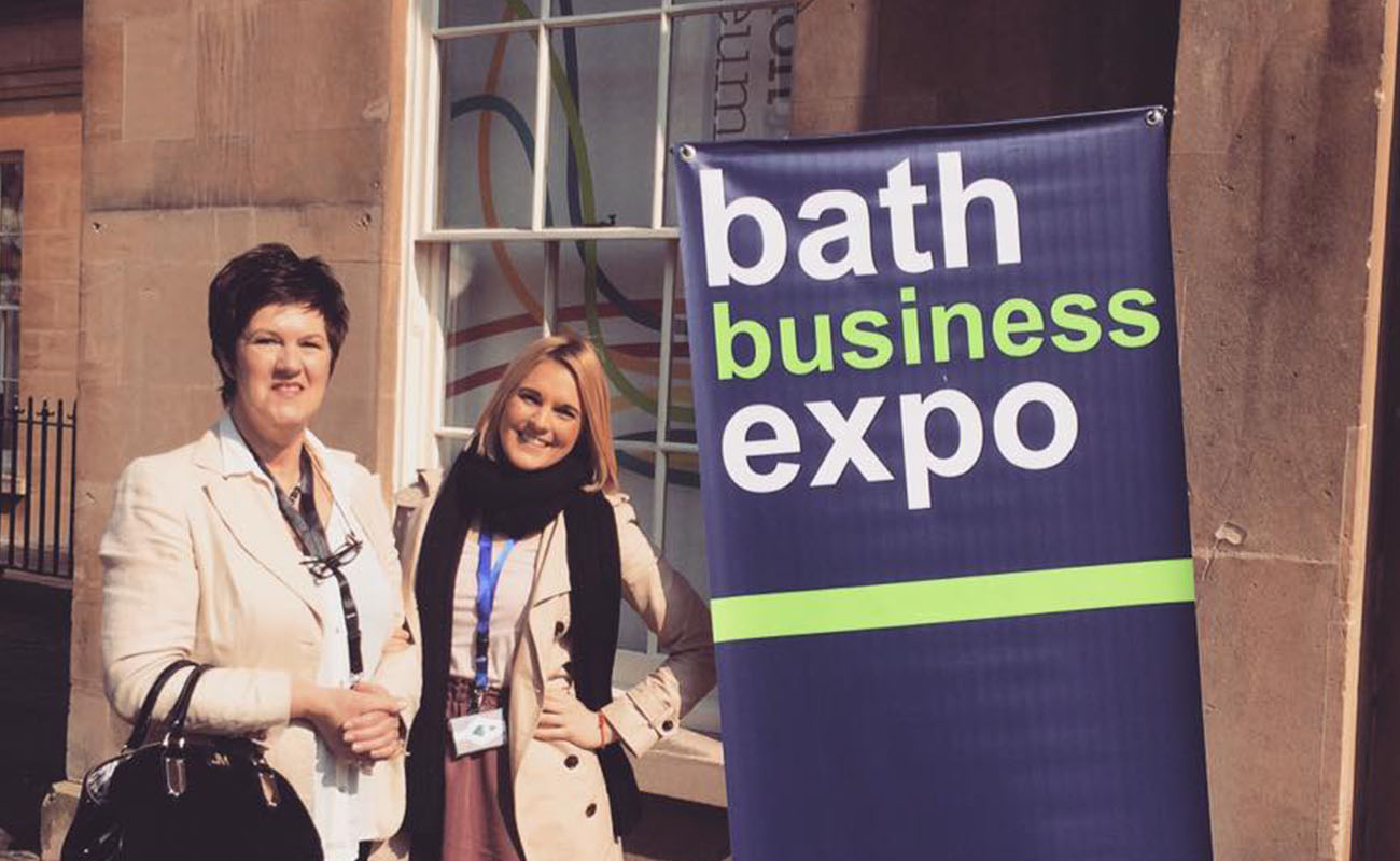 Amy Young Dance at the Young Entrepreneurs Networking Association at the Bath Business Expo